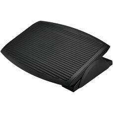 Ergo Plus Free Gliding Footrest - Black