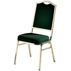 Omega II Premium Comfort Rectangle Back Stacking Chair