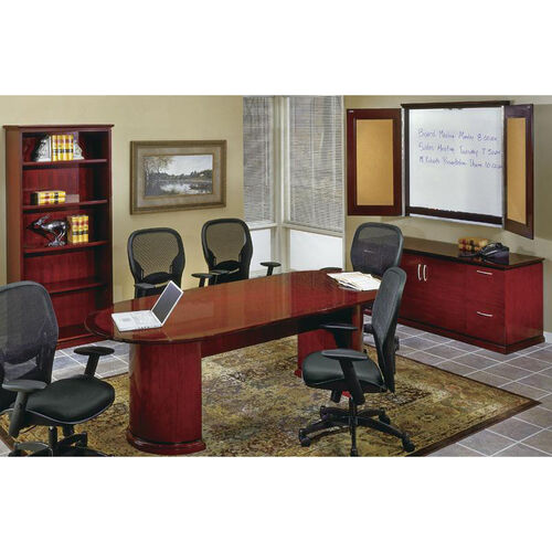 Our OSP Furniture Mendocino Hardwood Veneer Conference Suite is on sale now.