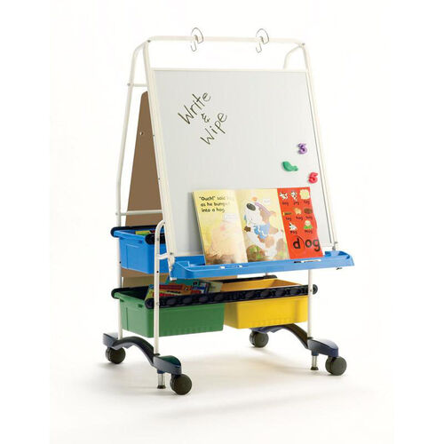 Our Regal™ Reading and Writing Center with Storage Tubs is on sale now.