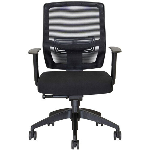 Our Coco Height Adjustable Task Chair with Arms - Black is on sale now.