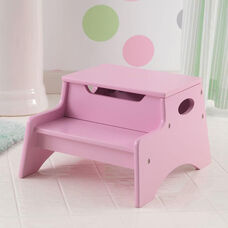 Kids Sturdy Wooden Step