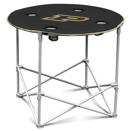 Our Purdue University Team Logo Round Folding Table is on sale now.