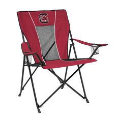 University of South Carolina Team Logo Game Time Folding Chair