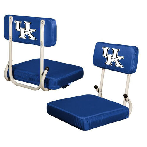 Our University of Kentucky Team Logo Hard Back Stadium Seat is on sale now.