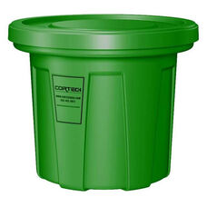 20 Gallon Cobra Food Grade/General Use Trash Can - Green