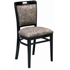 423 Side Chair with Upholstered Back & Seat - Grade 2