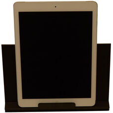 Classic Leather Tablet Stand - Black