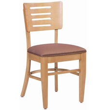 1926 Side Chair with Upholstered Seat - Grade 2