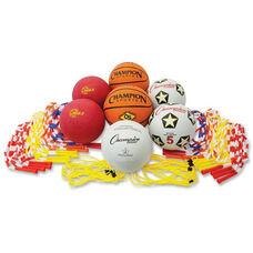 Champion Sports Multi Sports Kit