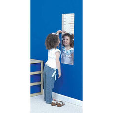 Wall Hung Measure Me Mirror