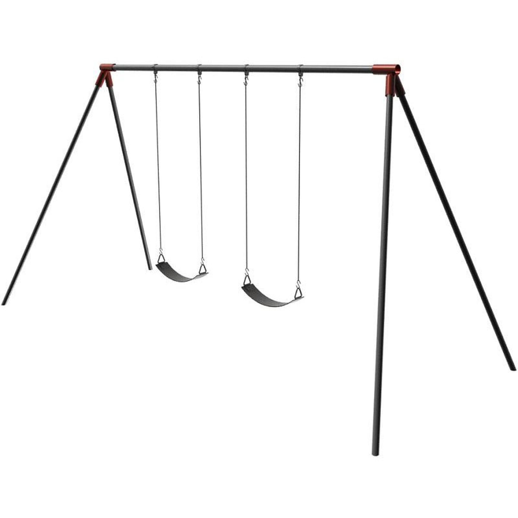 2 Seat Primary Bipod Swing Set 581 218 Bizchair Com