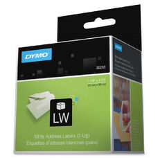 Dymo Two-Up Lw Address Labels - Pack Of 700