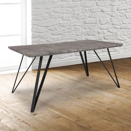 """Corinth 31.5"""" x 63"""" Rectangular Dining Table"""