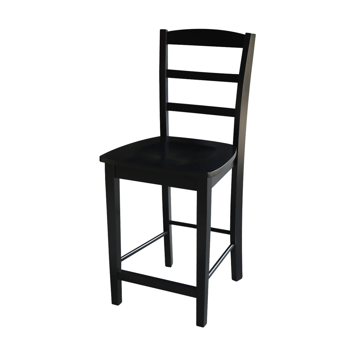 Solid Wood Counter Height Stool S46 402 Bizchair Com