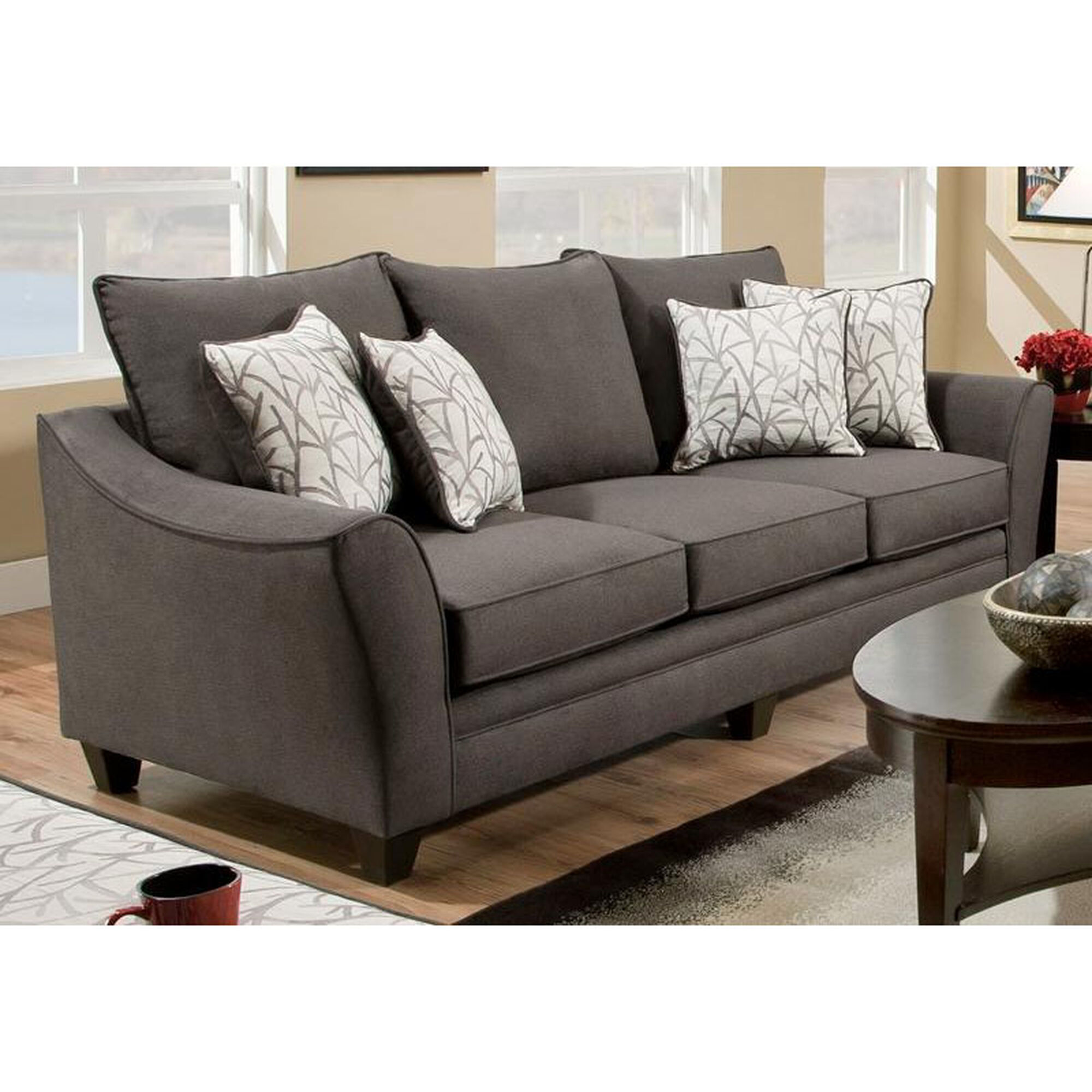 Sofa flannel seal 183853 4040 for Home furniture sites