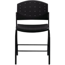 Eddy Counter Stool with Black Frame