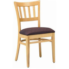 1898 Side Chair with Upholstered Seat - Grade 2