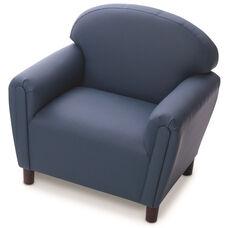 Just Like Home Enviro-Child School Age Chair - Blue - 29