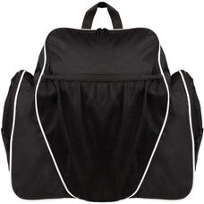Deluxe All-Purpose Backpack in Black