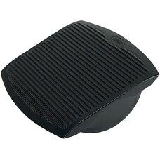 Rocking Curved Footrest - Black