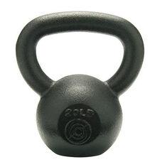 Full Body Workout Kettlebell - Black