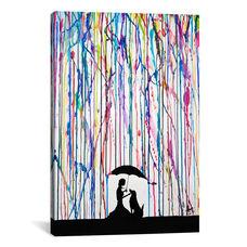 Sempre by Marc Allante Gallery Wrapped Canvas Artwork
