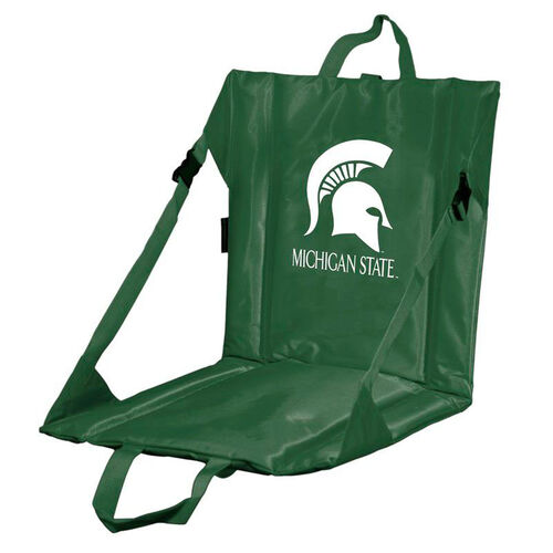 Our Michigan State University Team Logo Bi-Fold Stadium Seat is on sale now.