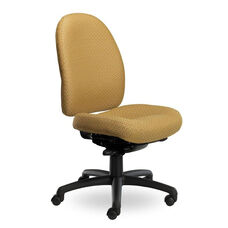 Pearl II 400 Series High Back Swivel and Seat Height Task Chair