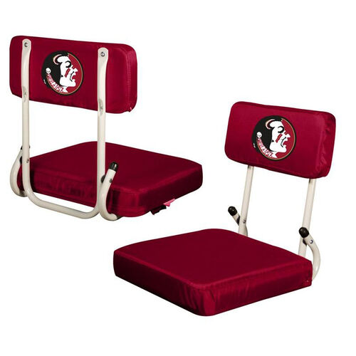 Our Florida State University Team Logo Hard Back Stadium Seat is on sale now.