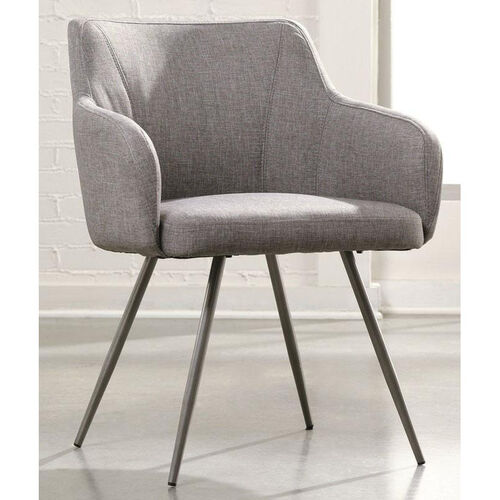 Our Harvey Park Fabric Upholstered Occasional Chair - Soft Gray is on sale now.