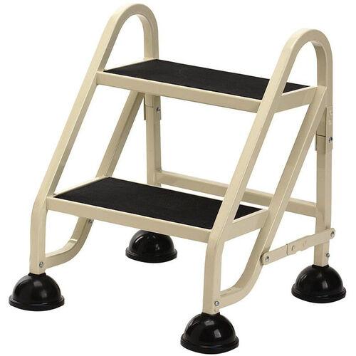 Stop Step 2 Step Ladder - Beige