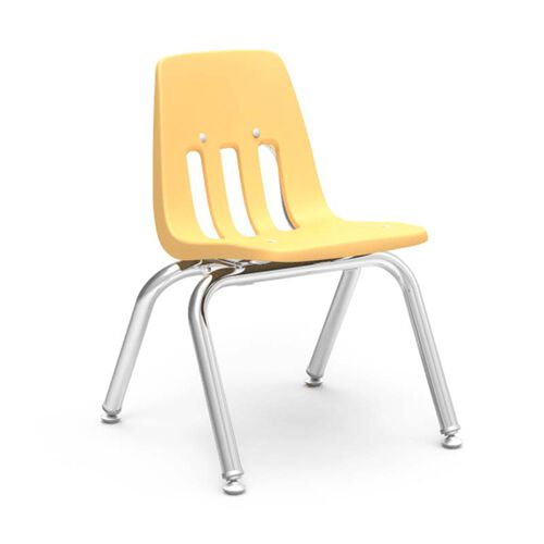 9000 Classic Series Stack Chair with 12
