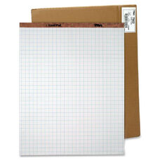 Tops Grid Square Easel Pads - Pack Of 4
