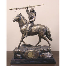Florida State Seminoles Tim Wolfe Sculpture