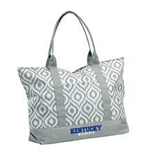 University of Kentucky Team Logo Ikat Tote