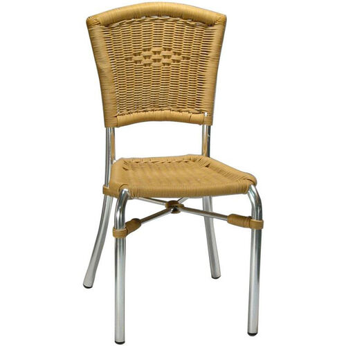 Our Honey Rattan Armless Rattan Patio Chair is on sale now.