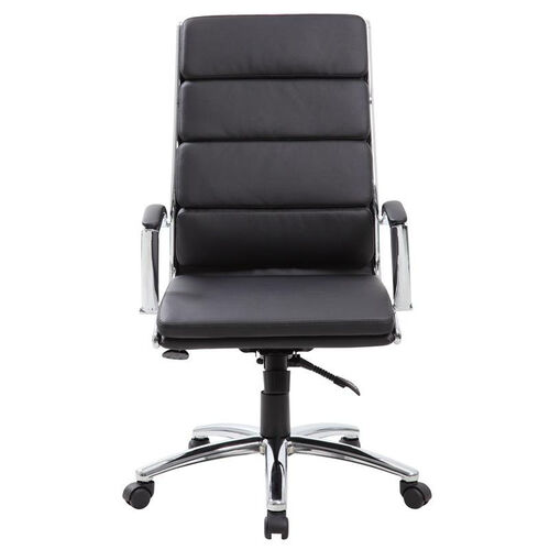 Our Executive CaressoftPlus™ Chair with Metal Chrome Finish - Black is on sale now.