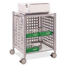 Vertiflex Products 2-Shelf Gray Machine Stand
