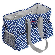 Buffalo Bills Team Logo Double Diamond Junior Carry All Caddy