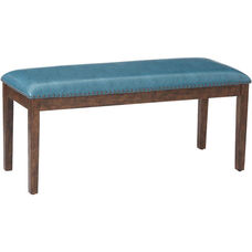 OSP Designs Langston Bench - Blue