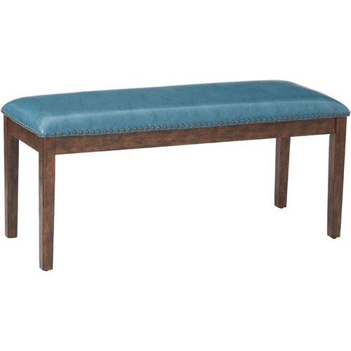 Our OSP Designs Langston Bench - Blue is on sale now.