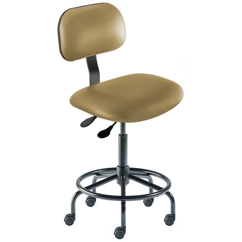 ... Our Quick Ship Bridgeport Series Chair with Adjustable Task Controls and Tubular Steel Base - Medium  sc 1 st  Bizchair.com & Bridgeport Series Pneumatic Chair BTSMRC | Bizchair.com