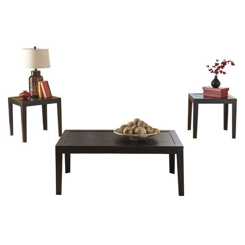 Our Signature Design by Ashley Birstrom 3 Piece Occasional Table Set is on sale now.
