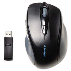 Kensington® Pro Fit Full-Size Wireless Mouse - Right - Black