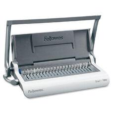 Fellowes Star Plus Manual Comb Binding Machine