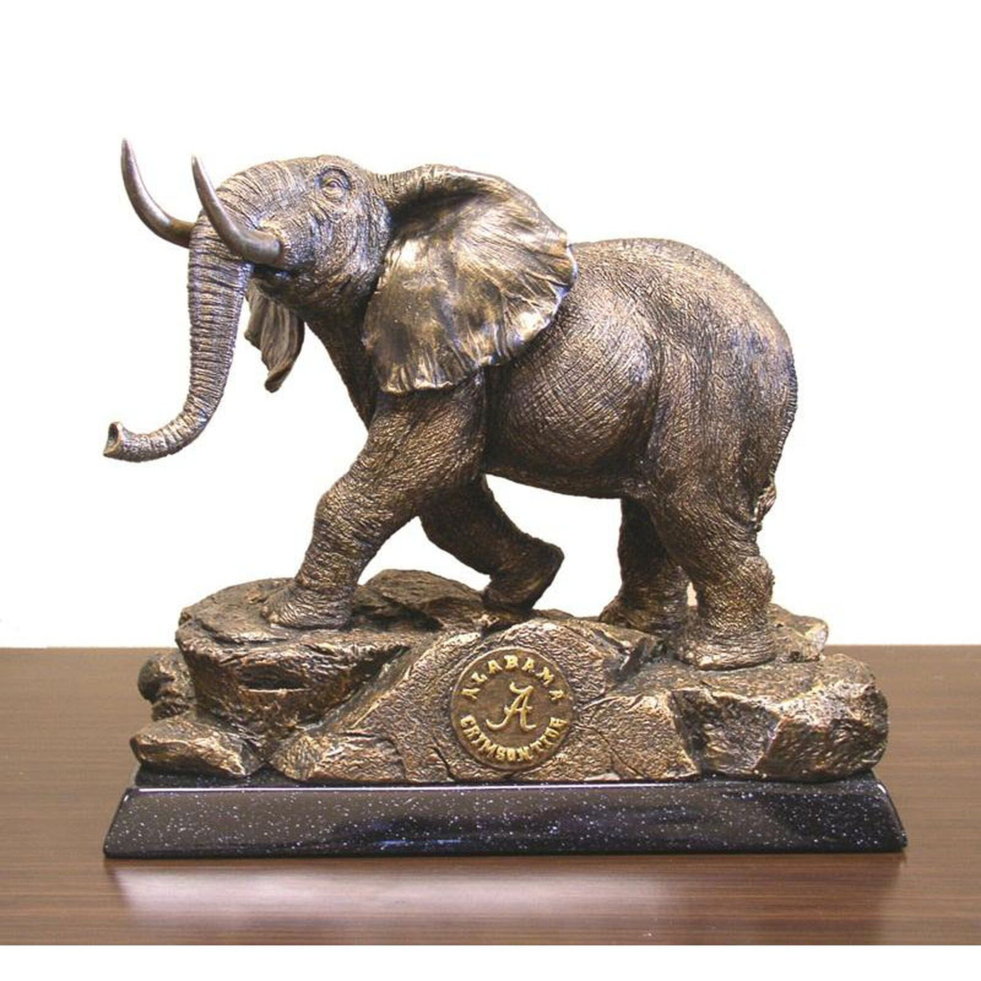 Our Alabama Crimson Tide Tim Wolfe Sculpture Is On Sale Now