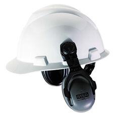 MSA HPE Cap-Mounted Earmuffs - 27NRR - Gray/Black