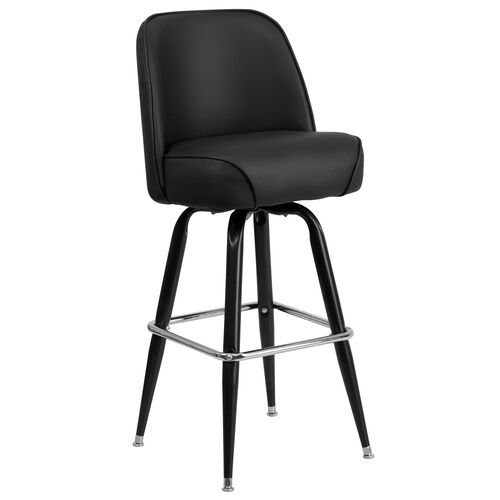 Our Metal Barstool with Swivel Bucket Seat is on sale now.