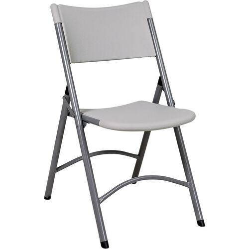 Our Work Smart PC-02 Blow-Molded Resin Folding Chair - Set of 4 is on sale now.